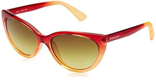 Fastrack Women's Cat Eye - Fastrack Sunglasses For Women