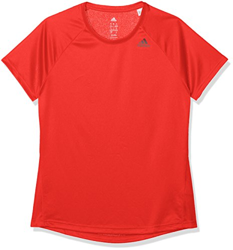 Tee Rosso D2m Donna Lose Maglietta Adidas rojbas OUAzqgg5n
