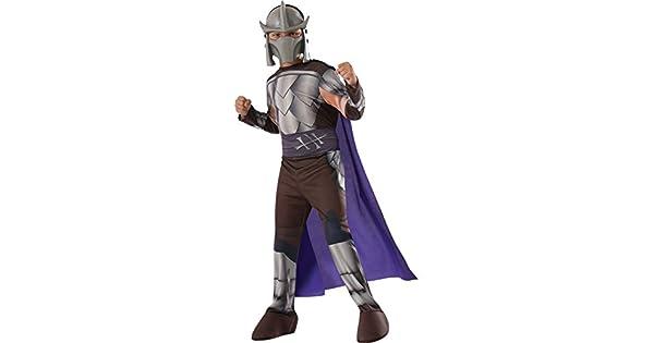 Amazon.com: Disfraz para niño de las tortugas ninjas ...