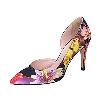 ELLEMME Heels Womens Multicoloured 7.5 US