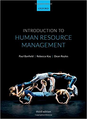 Introduction to Human Resource Management, 3rd Edition