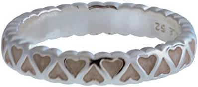 Pandora Abundance of Love, Silver Enamel 190975EN23 Different Sizes Available...