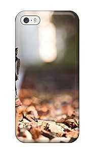 Excellent Design In Shoes Phone Case For Iphone 5/5s Premium Tpu Case