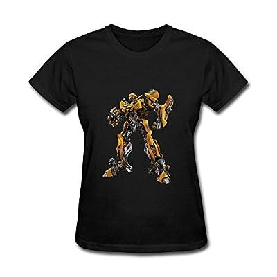 Yhdjk Women's Transformers T Shirt White XXL