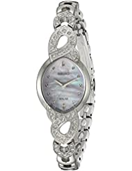 Seiko Womens Japanese Quartz Stainless Steel Watch, Color:Silver-Toned (Model: SUP339)
