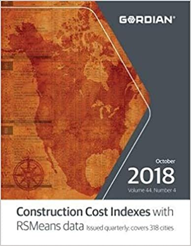 RSMeans Construction Cost Index October 2018 (Means