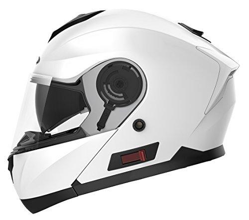 Motorcycle Modular Full Face