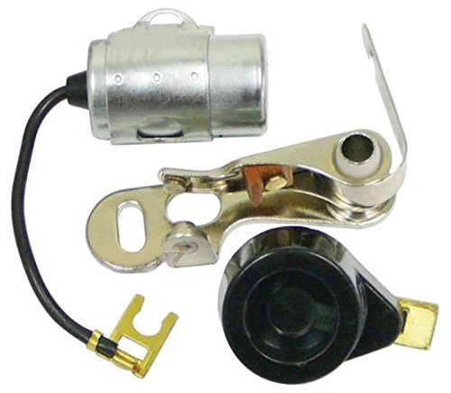 Ignition Tune Up Kit for Massey Ferguson Tractor TO20 TO30 35 40 50 65 85 88 - Rotor 300 Series