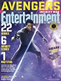 Entertainment Weekly Magazine (March 16 2018) Avengers Infinity War Black Panther Cover 7 of 15