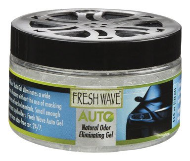 Fresh Wave Auto Gel Unscented 4.5 (4.5 Ounce Scented Gel)