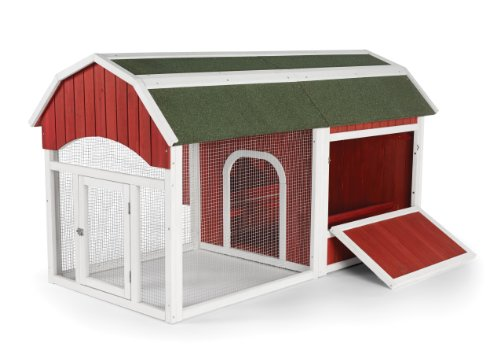 Prevue 465 Red Barn Chicken Coop by Prevue Pet Products (Image #2)