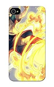 Design For Iphone 6 4.7 Premium Tpu Case Cover Anime Dragon Ball Z Dbz Flame Protective Case