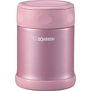 Zojirushi SW-EAE35PA Stainless Steel Food Jar, 11 3/4 ounce, Pink (B003DZ0H8E) | Amazon price tracker / tracking, Amazon price history charts, Amazon price watches, Amazon price drop alerts