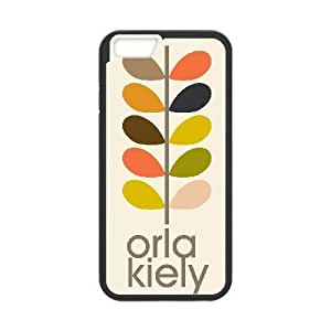 Plastic Cases Ooovw iPhone 6 Plus 5.5 Inch Cell Phone Case Black Orla Kiely Generic Design Back Case Cover