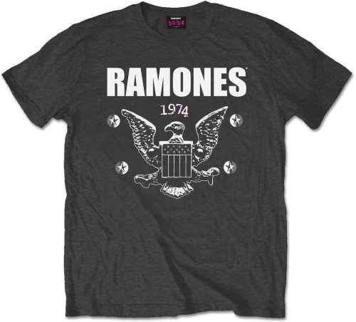 Ramones Hombre 1976 Eagle Camiseta DoBzr6
