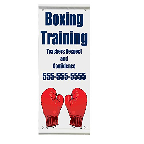 Boxing Training Custom Phone Double Sided Vertical Pole B...