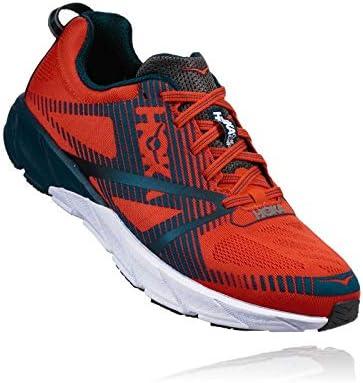 HOKA – Zapatillas Running Tracer 2 Hombre, Rojo: Amazon.es: Deportes y aire libre
