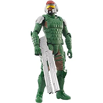 Amazon com: Mattel Halo Spartan Wrath Figure, 12
