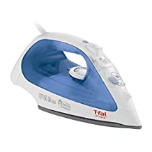 T-Fal 2820262000 T-Fal Ultraglide Diffusion Iron Blue and White