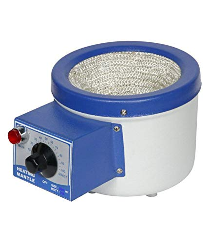 Top Quality Heavy Duty Heating Mantle for Round Bottom Flask 110V ()