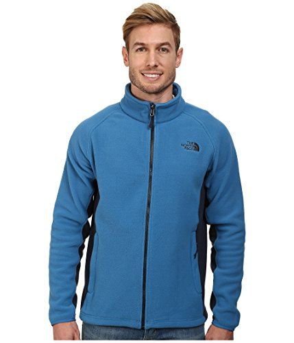(The North Face Men's Khumbu 2 Jacket, Heron Outer Space Blue, XL )