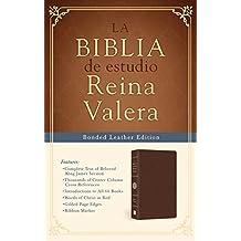 La Biblia de estudio Reina Valera: Reina Valera Study Bible