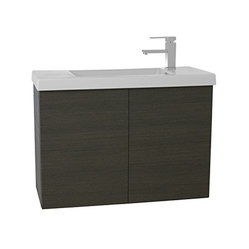 Iotti Iotti HD09 Happy Day Bathroom Vanity with Ceramic Sink, 31