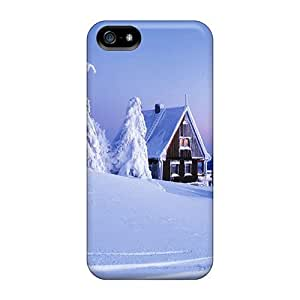 Iphone 5/5s Case Cover With Shock Absorbent Protective QFclfZn2335qYfoV Case