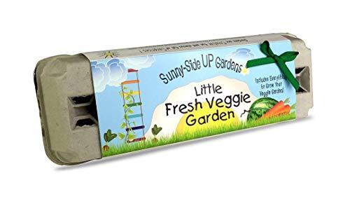 Backyard Safari Company Sunny-Side Up Gardens, Little Fresh Veggie Garden
