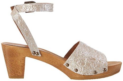 Sanita Birka Square Flex Sandal, Women's Ankle Pink (Nude)