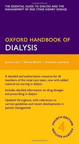Oxford Handbook of Dialysis (Oxford Medical Handbooks)