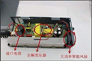 Utini AC to DC 1000W 12V 80A 220V Input Single Output Switching Power Supply Output Voltage: 12V, Power: 1000W