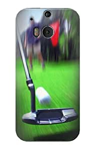 S0070 Golf Case Cover for HTC ONE M8