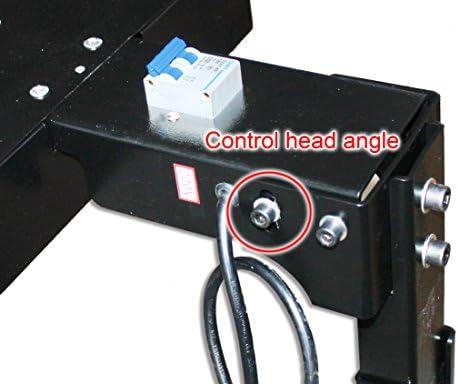 Techtongda Flash Dryer Screen Printing Flash Dryer Silk Screen Printing 110V 1616 inches Screen Drying Curing
