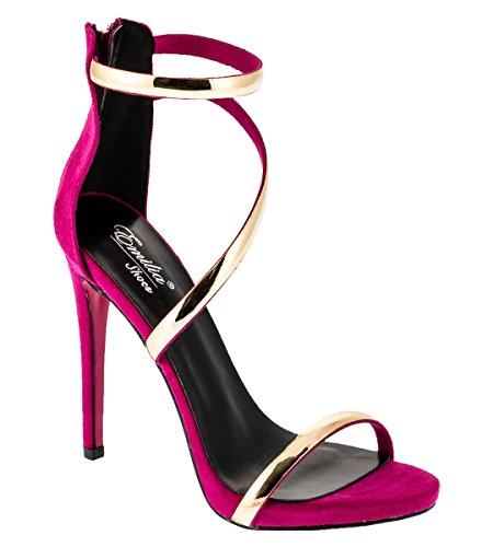 Shayenne - Zapatillas altas Mujer morado
