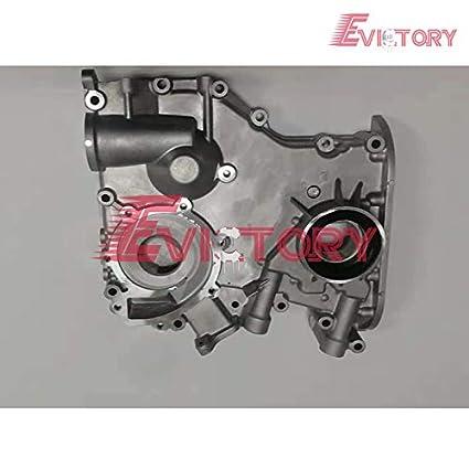 Amazon com: Genuine TB45 Oil Pump for Nissan Petrol Y60 Y61