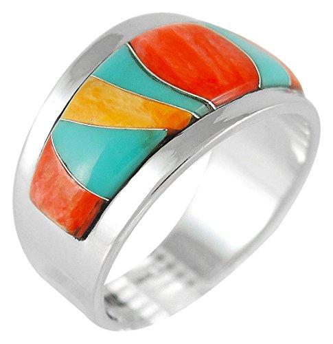 Genuine Stone Ring - 7