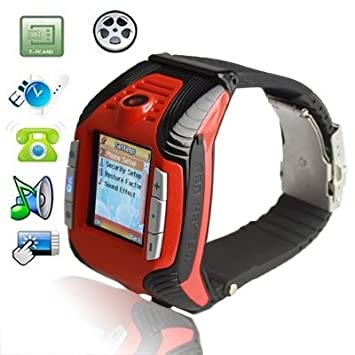 F3 GSM Watch Smartphone Teléfono, conceptualized diseño ...