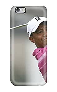 Sophia Cappelli's Shop Christmas Gifts 6 Plus Scratch-proof Protection Case Cover For Iphone/ Hot Tiger Woods Phone Case