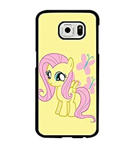 My Little Pony Case Perfect Fit Hard Case Cover Skin For Samsung Galaxy S6 (Not for S6 Edge / S6 Edge Plus)