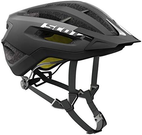 Scott Fuga Plus XC – Casco para Bicicleta de montaña Negro 2018 ...