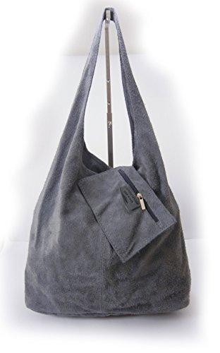 G&G PELLETTERIA Women's Top-Handle Bag grey grey