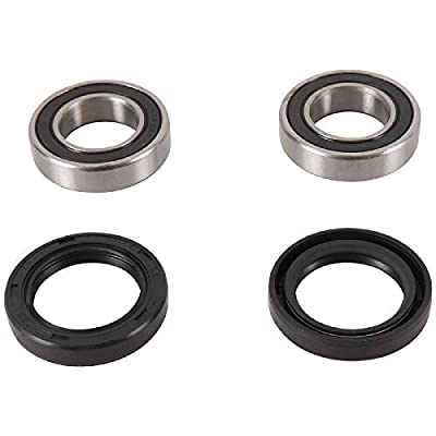 Pivot Works PWFWK-Y07-421 Front Wheel Bearing Kit: Automotive