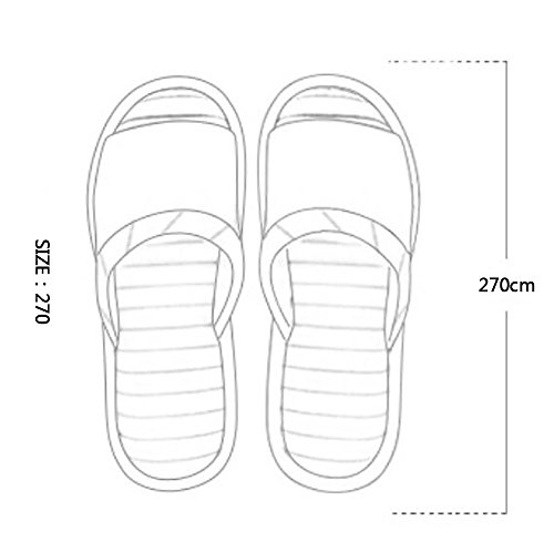 Bottom Soft Coffee 37 Household Couple 36 Flax Women Autumn Men Red Slippers Flip Slippers Flops Indoor 240Cm 8xqAUw0A