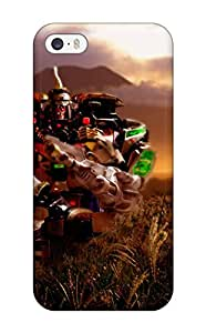 Ideal Ernest Burke Case Cover For Iphone 5/5s(power Rangers), Protective Stylish Case