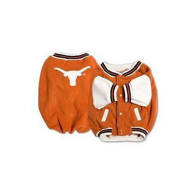 Sporty K9 Texas Varsity Dog Jacket, Small For Sale