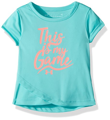 Under Armour Baby Girls This is My Game Short Sleeve T-Shirt