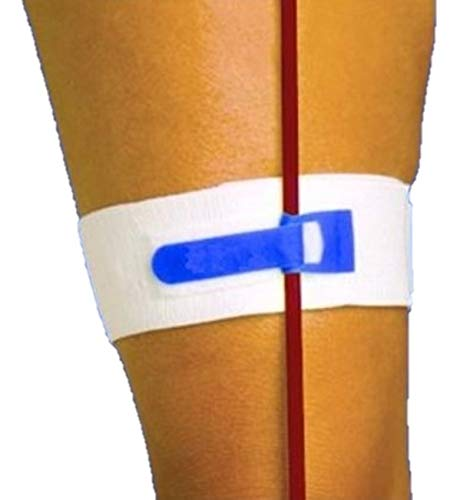 (Foley Catheter Leg Band Strap Loop Tube Wrap Bag Holder Legband)