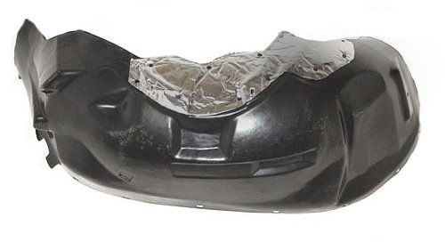 OE Replacement Dodge Dakota/Durango Front Driver Side Fender Inner Panel (Partslink Number CH1248111)