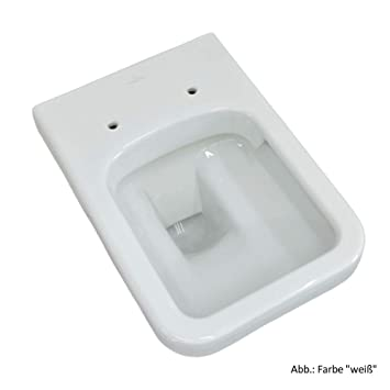 Villeroy & Boch Wand-WC Combi-Pack Architectura PLUS , DirectFlush,  Spülrandlos C-plus